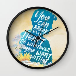 peter kavinsky - to all the boys i've loved before Wall Clock
