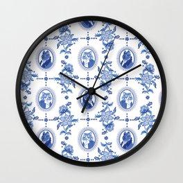 The Duke of Purr Wall Clock