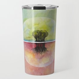 As Above So Below No18 Travel Mug