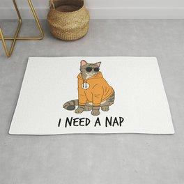 I Need a Nap Rug