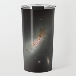 Leda NGC 4424 The Beautiful Universe Travel Mug