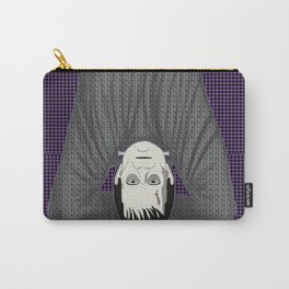 Frankenstein head stand Carry-All Pouch