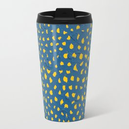 Yayoi Kusama - Nets (1997-98) Travel Mug