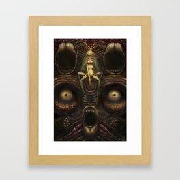 Ngen Framed Art Print