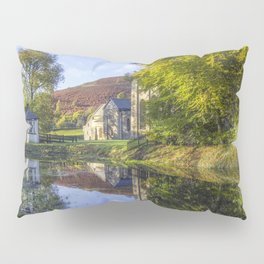 The Autumn Pond Pillow Sham