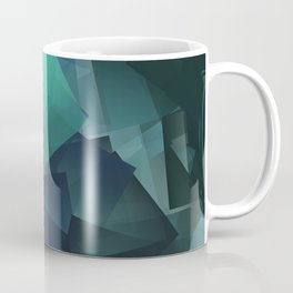 Cubism Abstract 202 Coffee Mug