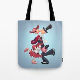 A Spring Hug Tote Bag