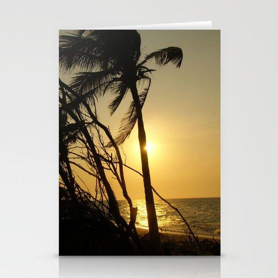Hidden Paradise Stationery Cards