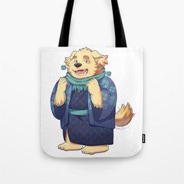 Yukata Furry 02 Tote Bag