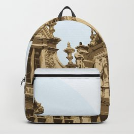 Brussels Grand Place Belgium Backpack