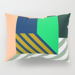 Abstract room c Pillow Sham
