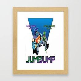 Kriss Kross - Jump Jump Framed Art Print