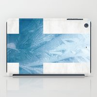 finland iPad Cases featuring Finland by Fernando Vieira