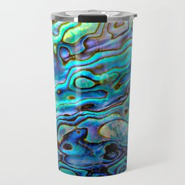 Precious Abalone shell Travel Mug