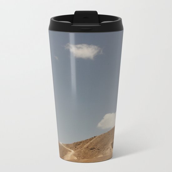 Desert Sky II Metal Travel Mug