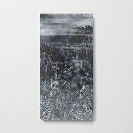 Prehistoric Landscape Print Metal Print