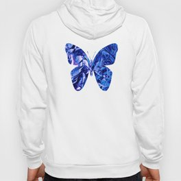 Fluid Butterfly (Blue Version) Hoody