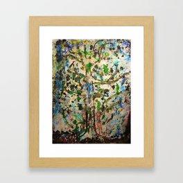 Fragrance of Color Framed Art Print
