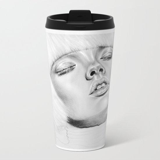 + DARK PARADISE + Metal Travel Mug