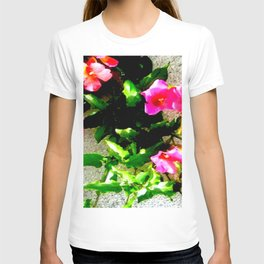 Floral Up T-shirt