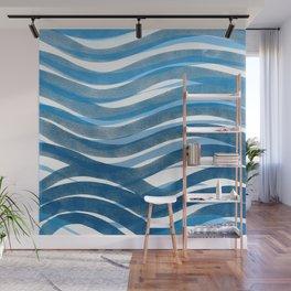 Ocean's Skin Wall Mural
