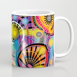 Biology of Lovers on a Rainy Night (Horizontal) Coffee Mug