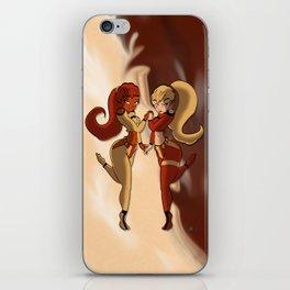 Vanilla and Chocolate iPhone Skin
