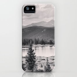 Echo Lake, Colorado iPhone Case