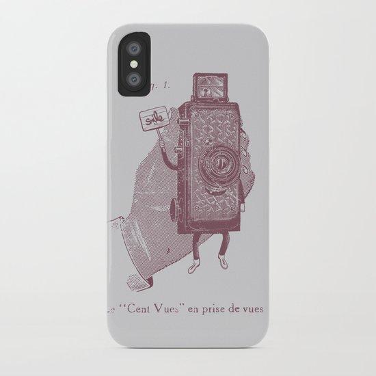 Cent Vues iPhone Case