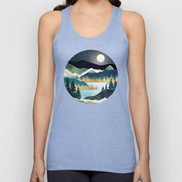 Star Lake Unisex Tank Top