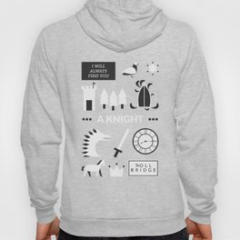 OUAT - A Knight Hoody