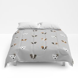 Jack Russell puppies Comforters