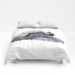 Purple Mountian Comforters