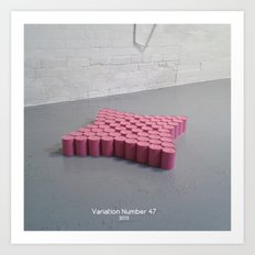 Variation Number 47 (photo) Art Print