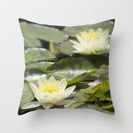 Longwood Gardens - Spring Series 303 Throw Pillow