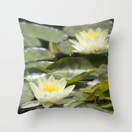 Longwood Gardens - Spring Series 303 Throw Pillow