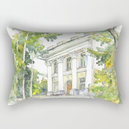 Museum Rectangular Pillow