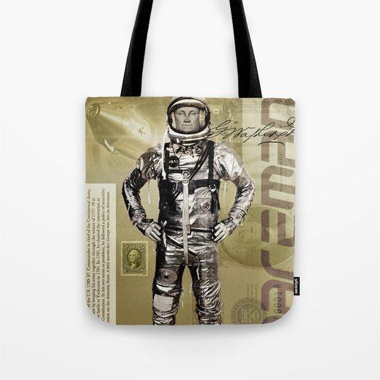 George Washington - Spaceman  Tote Bag
