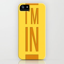 In iPhone Case