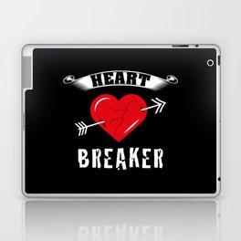 Heart Breaker | Valentine's Day Laptop & iPad Skin