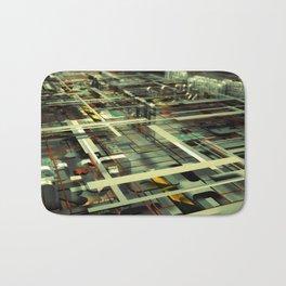 3D poster Bath Mat