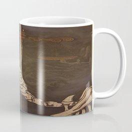 Famine, The Third Horse Coffee Mug