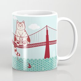 Fatty's in San Francisco Coffee Mug