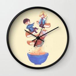 Vkusno Wall Clock