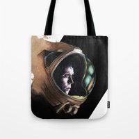 ripley Tote Bags featuring Ripley by maxandr