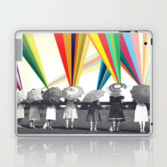 Modern women Laptop & iPad Skin
