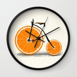 Vitamin Wall Clock