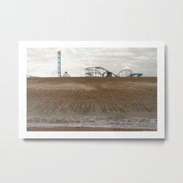 FUNLAND 03 Metal Print