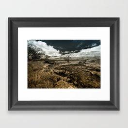 An Eskdale Bridge Framed Art Print