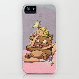 TeddyBear Love iPhone Case